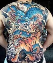 Full Body Tattoo 20
