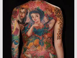 Full Body Tattoo 21