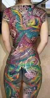 Full Body Tattoo 24