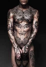 Full Body Tattoo 26