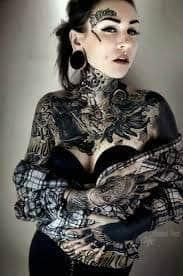 Full Body Tattoo 32