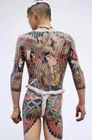 Full Body Tattoo 35