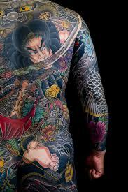 Full Body Tattoo 42