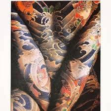 Full Body Tattoo 43