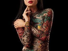 Full Body Tattoo 47