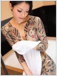 Full Body Tattoo 8
