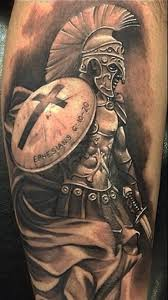 c09b89716 What Does Gladiator Tattoo Mean? | 45+ Ideas and Designs