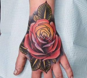 Grand Rapids Tattoo Artist Brantley Moore 2