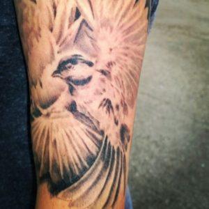 Grand Rapids Tattoo Artist Eric Easterday 1