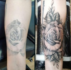 Grand Rapids Tattoo Artist Nick Sage 1