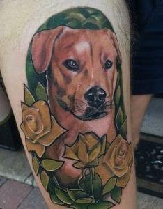 Hannah Mckee Tattoo Artist 1