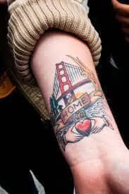 Hipster Tattoo 17