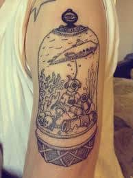 Hipster Tattoo 27