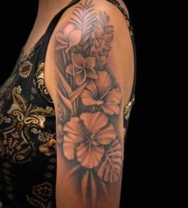 Honolulu Hawaii Tattoo Artist 23