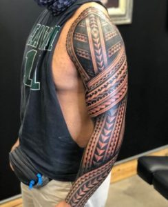 Honolulu Tattoo Artist Rick Coito 1