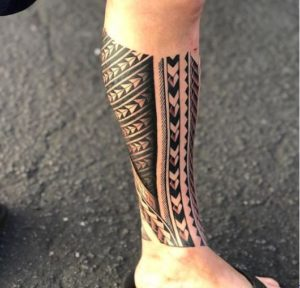 Honolulu Tattoo Artist Rick Coito 2