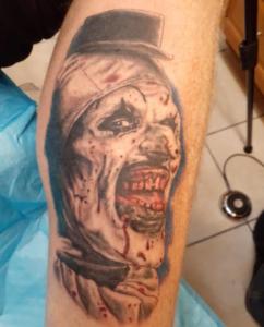 Indianapolis Tattoo Artist Benny German 1