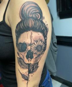 Jacksonville Tattoo Artist Terrence Gonzales 1