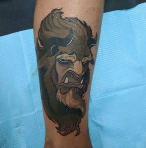 Jade Sutton Tattoo Artist 1