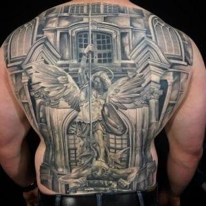 Joel Bones Tattoo Artist
