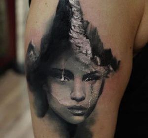 Joshua Carlton Tattoo Artist