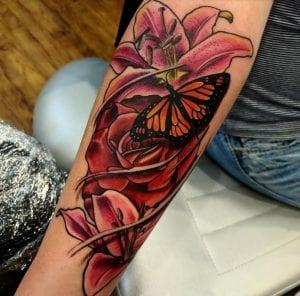 Justin Robinson Tattoo Artist 1