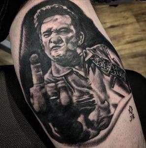 Justin Robinson Tattoo Artist