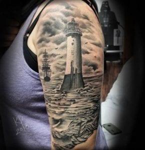 Kelsey Overbey Tattoo Artist