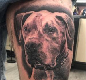 Los Angeles Tattoo Artist Jerry Sanchez 1