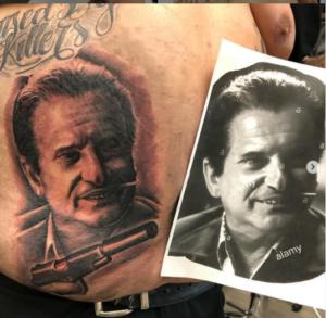 Los Angeles Tattoo Artist Jerry Sanchez 2