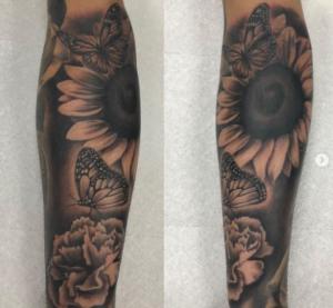 Los Angeles Tattoo Artist Jerry Sanchez 3