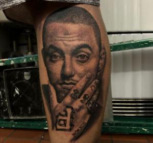Los Angeles Tattoo Artist Jerry Sanchez 6
