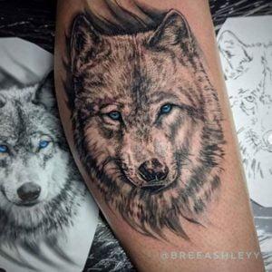 Louisville Tattoo Artist Bree Ashley 2