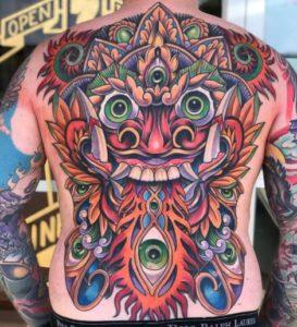 Louisville Tattoo Artist Dennis Pase 1
