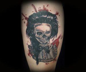 Louisville Tattoo Artist Inkslinger Erick 2