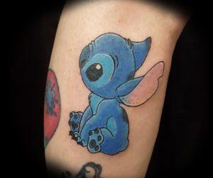Louisville Tattoo Artist Inky Amber 1