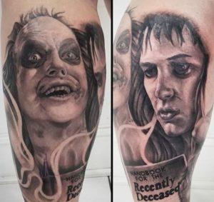 Louisville Tattoo Artist Jesse Fraser 2