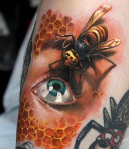 Louisville Tattoo Artist John Embry 1