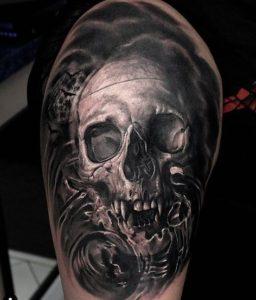 Louisville Tattoo Artist John Embry 2