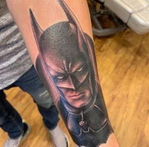 Louisville Tattoo Artist Josh Tullis 1