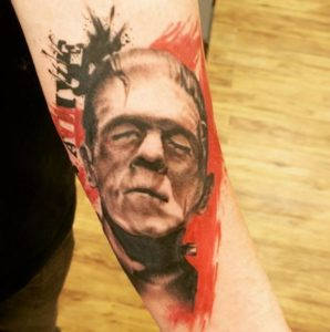 Louisville Tattoo Artist Josh Tullis 2