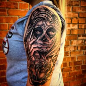 Lubbock Tattoo Artist Bido Gonzales 2