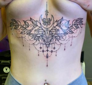 Lubbock Tattoo Artist Julianna Rose 1