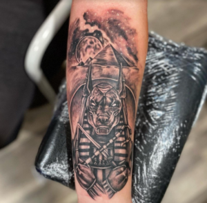 Lubbock Tattoo Artist Lorenzo Perez 1