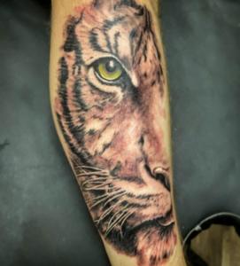Lubbock Tattoo Artist Lorenzo Perez 2