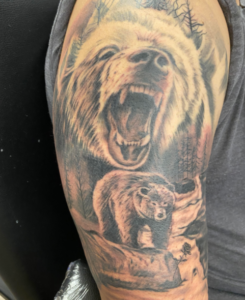 Lubbock Tattoo Artist Lorenzo Perez 3