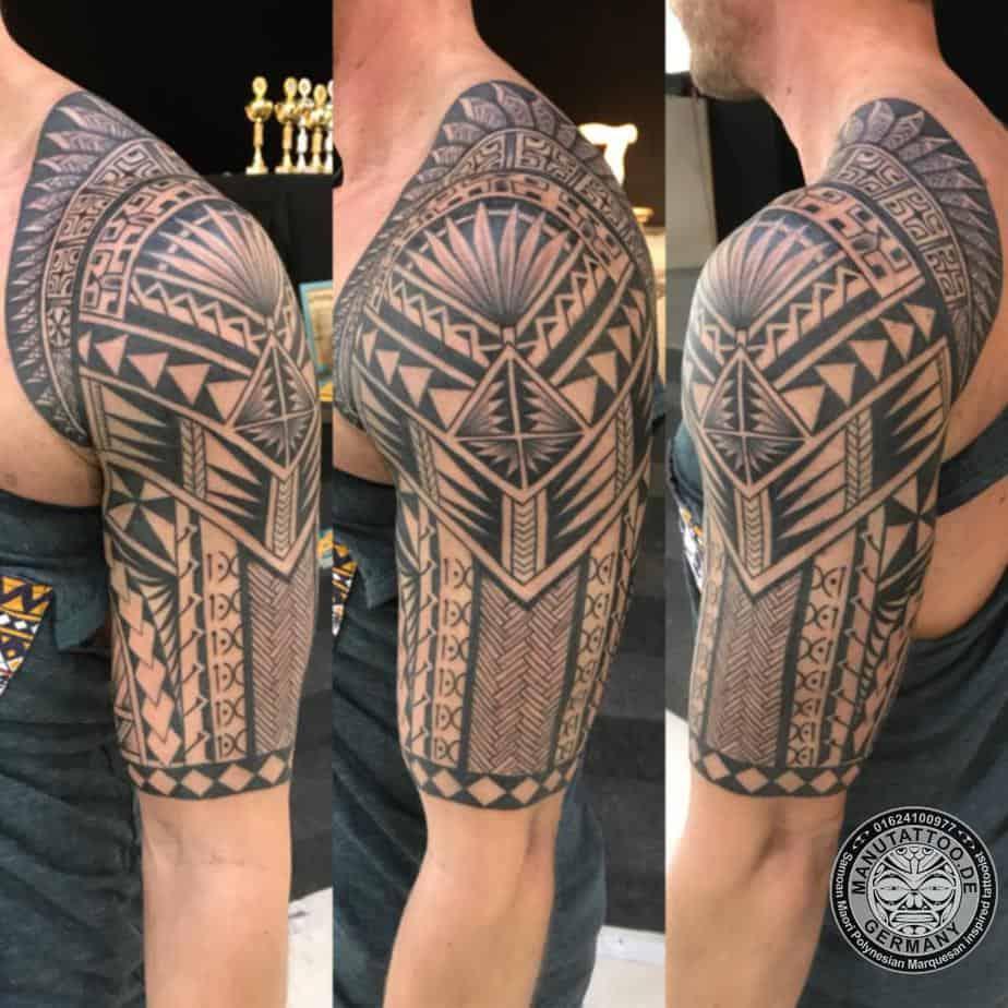 9 best polynesian tattoo artists top shops studios for Tattoo shops in anaheim ca