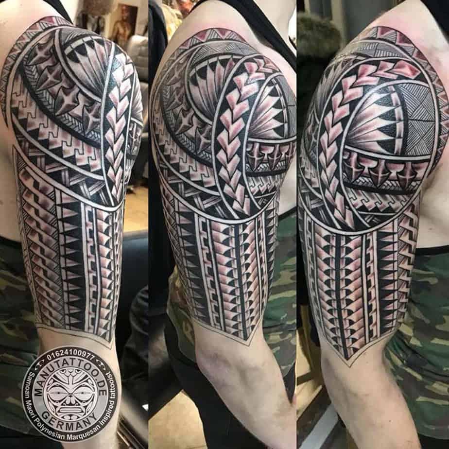 Maori Tattoo Artists: 25+ Best Polynesian Tattoo Artists