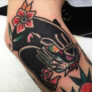 Mark Storey Tattoo Artist 1