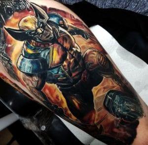Mattlock Lopes Tattoo Artist
